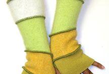 Breien- naaien / Handschoenen