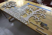 Terra/Domus mosaics / Tile mosaics we've created