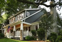 HOMES / great homes, exterior homes, dream homes, home design, home sweet home