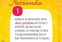 Tips Nutricionales / Consejos útiles de nutrición