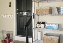 garage ideas / by Rebecca Vacaro