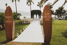 Bodas surferas