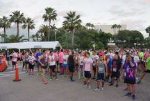Certified 5k and 10k Run In Galveston / Enter the Galveston D'Feet Breast Cancer 5k or 10k race #2015celebrationoflife @MoodyGardens on October 24, 2015