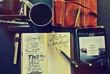 •Notebooks ideas•