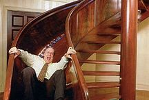 I really want a slide in my house