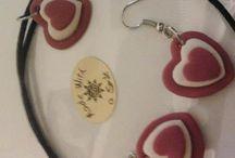 Bijoux / Creo con la pasta Fimo e non solo, le mie creazioni sono altamente personalizzabili non esitare a contattarmi