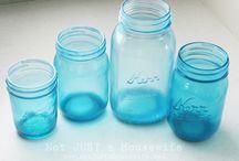 Jars & Bottles / by Allison Wilcox