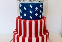 American treats / We are celebrating our favourite collection of sweet treats are from the good ol USA / by BakingMad.com