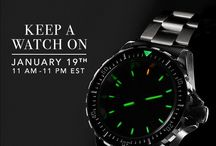 Marathon Watch Flash Sale