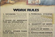 work rule
