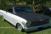 Chevrolet Nova (1st generation) / Chevrolet Nova (1st generation)