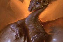 """I Love Dragons / """"It simply isn't an adventure worth telling if there aren't any dragons."""" J.R.R. Tolkien"""