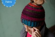Crochet Patterns - Hats