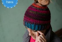 Crochet Patterns - Hats