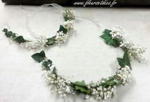 Headband / Couronne de fleurs