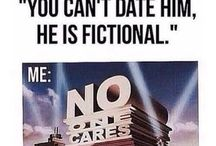 The fangirl inside me