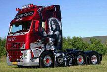 Trucks VOLVO ZWE.