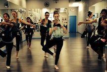 ballerina at heart / by Rebecca Bridgeman