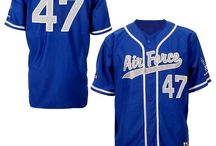 Baseball Jerseys / Military Baseball Jerseys - Air Force... / by PriorService.com
