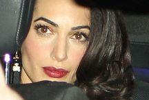 Amal Clooney´s Best Looks / ...upea,tyylikäs nainen!