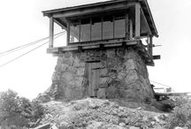Fire lookout towers / by Jerry Peters