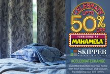 Mahamela / Skipper Furnishings Ka Mahamela brings to all the biggest sale of the year!