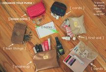 How to organize your school bag