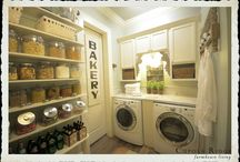 laundry & scullery