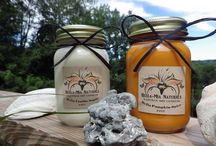 Fall 2015 Soy Candle Collection / This is the start of Bella-Mia Naturals Fall 2015 Natural Soy Candle Collection from Sparta,NJ