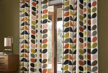 Inspired - Orla Kiely /  Featuring Orla Kiely designs from the Ashley Wilde Group