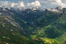 Norway. Noruega.