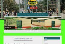 Our Web Site / Our web site adventure