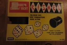 Yatzy/yahtzee/kniffel/yamb/dicepoker / All about dice