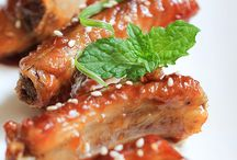 Peking ribs