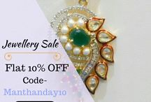 Indian Traditional Wear / Exquisite collection of Ethnic Women wear.