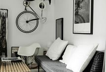 Bikes in your interior