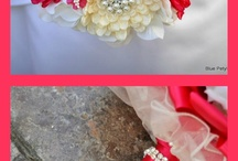 Teal, Fuchsia and Gold wedding / by Dianne Cooley