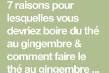 the au gingembre