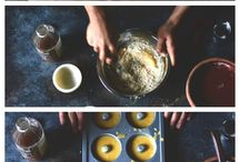 Vegan baking / Everything about V-to-the-E-to-the-G-A-N