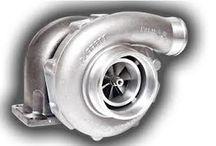 turbosprężarka / Turbosprężarki wszystkich typów