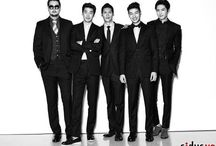 """g.o.d / g.o.d (지오디, ji-oh-dee) is a five-member Korean pop music group. The name is an acronym for Groove Over Dose. They were one of the few groups to have an album become a """"million seller"""" in K-pop. The members had gone on to solo careers after indefinitely discontinuing group activity. However, they regrouped and made a come back in 2014."""