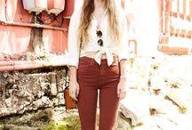 Fashion  / Style.