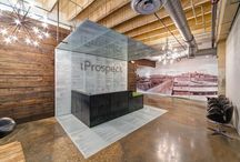 iProspect Office Branding / Our space shapes our creativity - see some of the ways we incorporate our ideals and vision into our working environment.