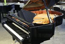 Schimmel grand pianos / Schimmel grand pianos at Besbrode Pianos