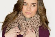 Scarfs/Crocheting