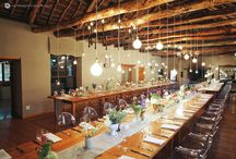 Langkloof table setting