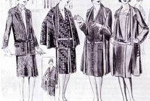 1920s Fashions for NAMP