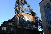 Czech Republic  / City, Ostrava, Architecture, travel