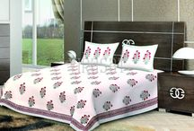 Block Print Bedding / Shop - Bedding, Bed Sheets, Bed Covers, Pillow Covers, Duvets at Virasat. Visit: http://thevirasat.com/product-category/bedding/