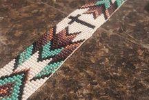 Brick stitch patterns